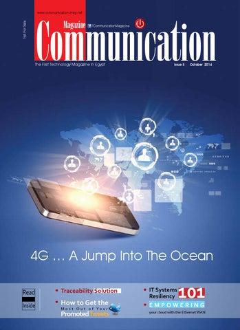 Communication Magazine - Issue 5