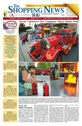 3524ac0ee56 8.19 issue by Shopping News - issuu