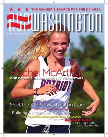 RunWashington Magazine Fall 2015 by RunWashington Magazine - issuu