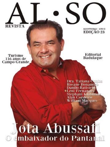 2523ec015 Revista AL.SO - Edição Agosto by Revista Also - issuu