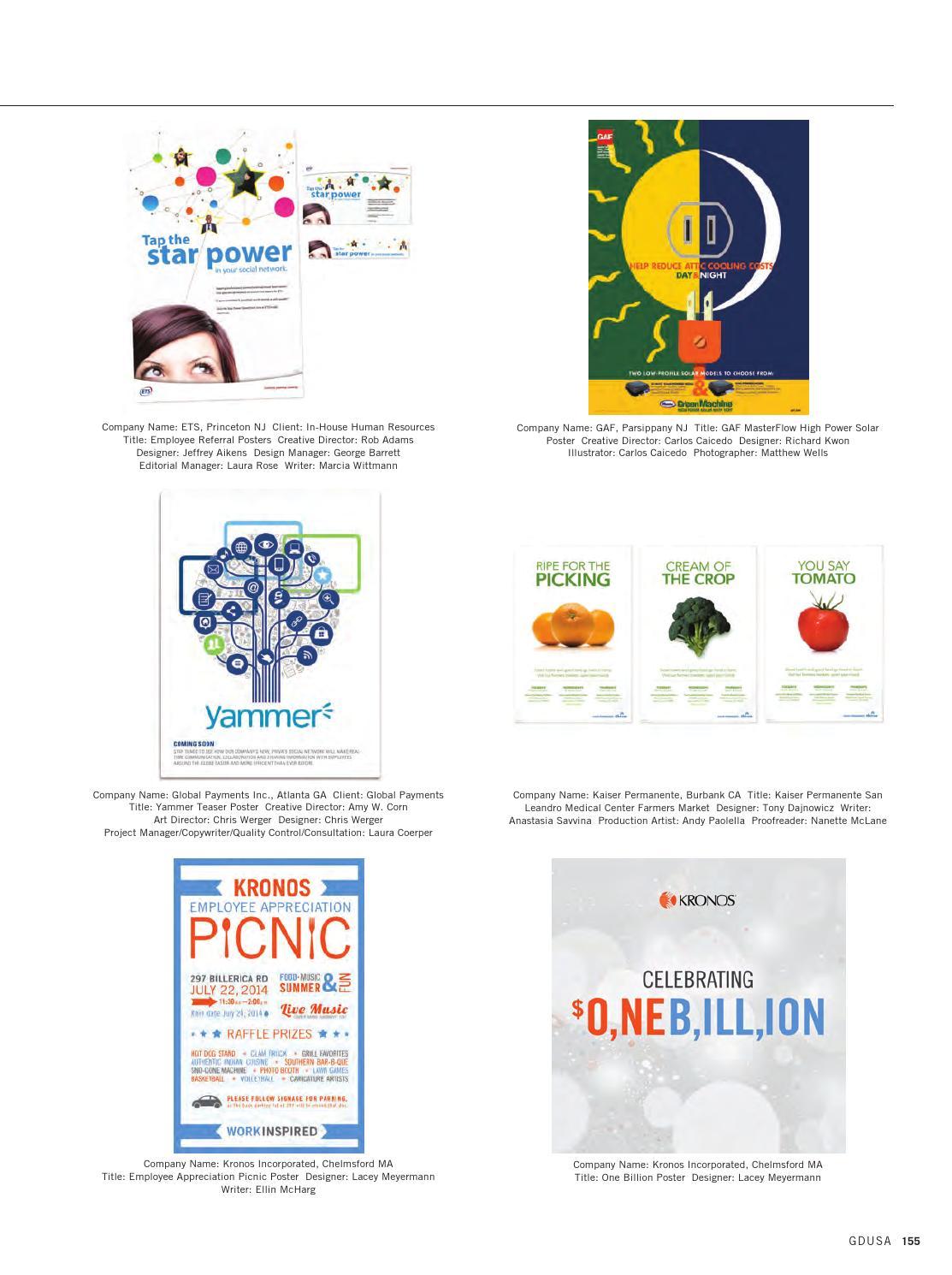 GDUSA Magazine July/August 2015 by Graphic Design USA - issuu