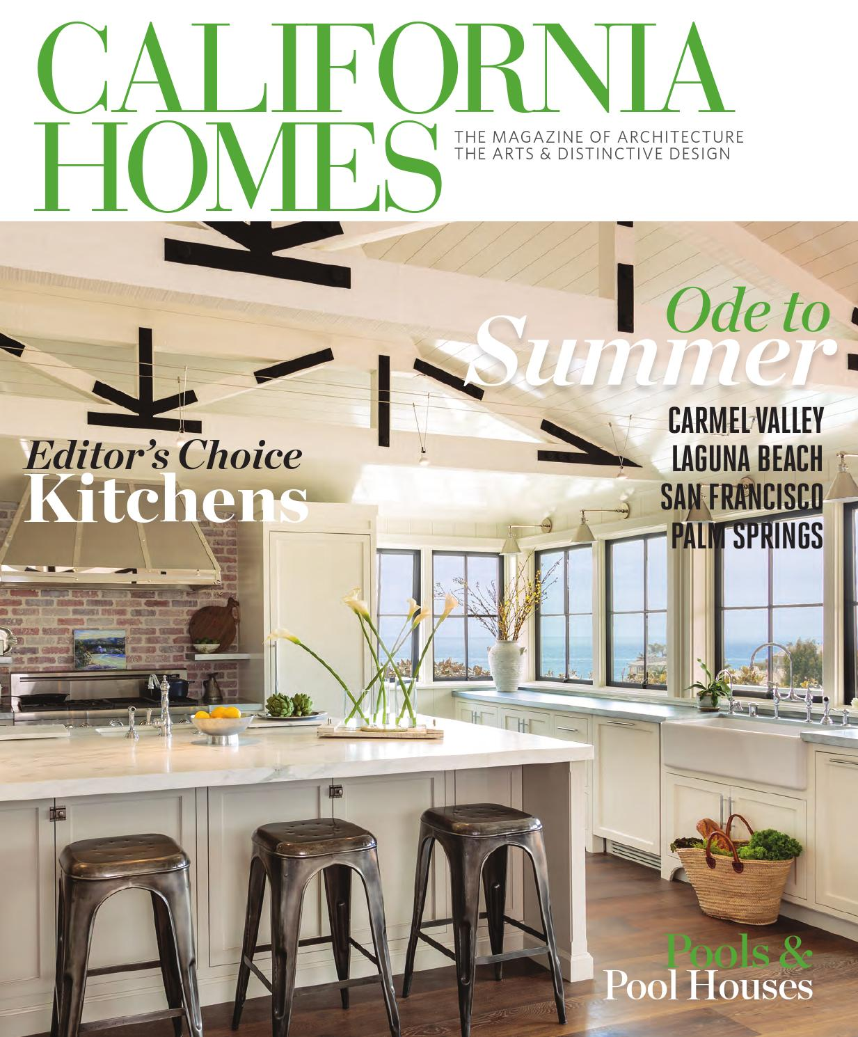 California Homes - Summer 2015 by California Homes Magazine - issuu