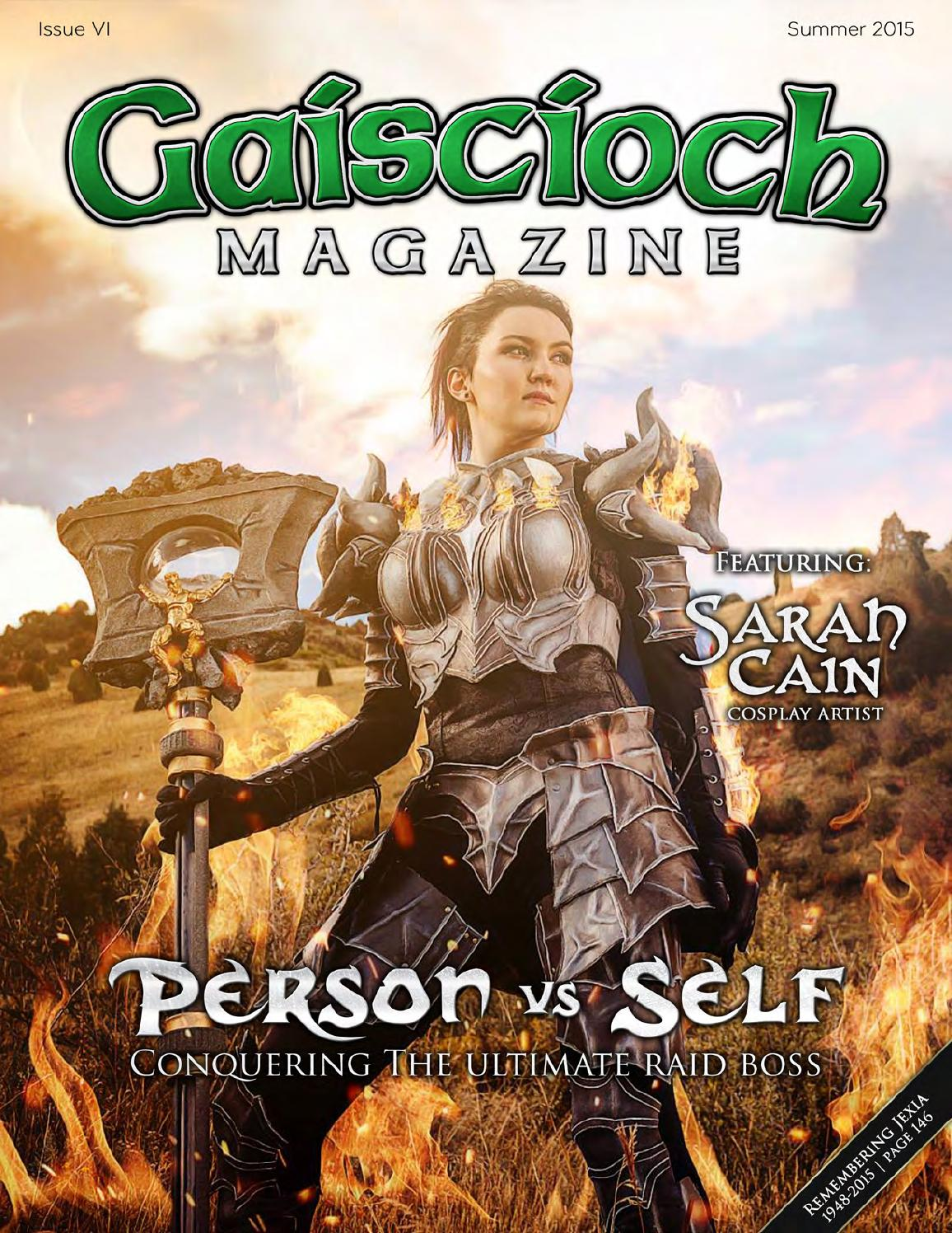 Gaiscioch Magazine Issue 6 By Gaiscioch Magazine Issuu