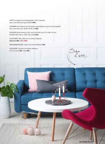 Sinnerup mode & boligtrends// prefall 2015 by Sinnerup - issuu