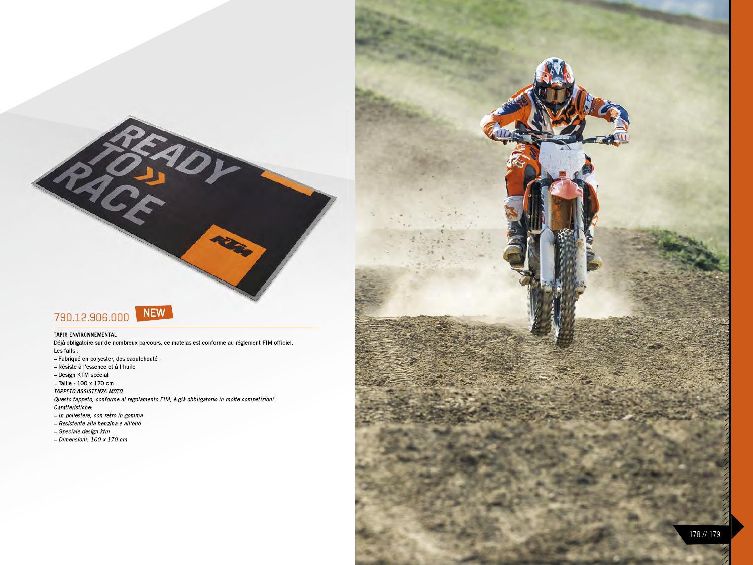 Ktm Powerparts Offroad Catalog 2016 Francais Italiano By Ktm Group