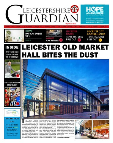 a442a907f Leicestershire Guardian Issue 01 by Leicestershire Guardian - issuu