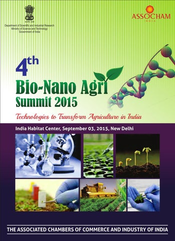 Technologies to Transfer Agriculture in India by NATIONAL SEED