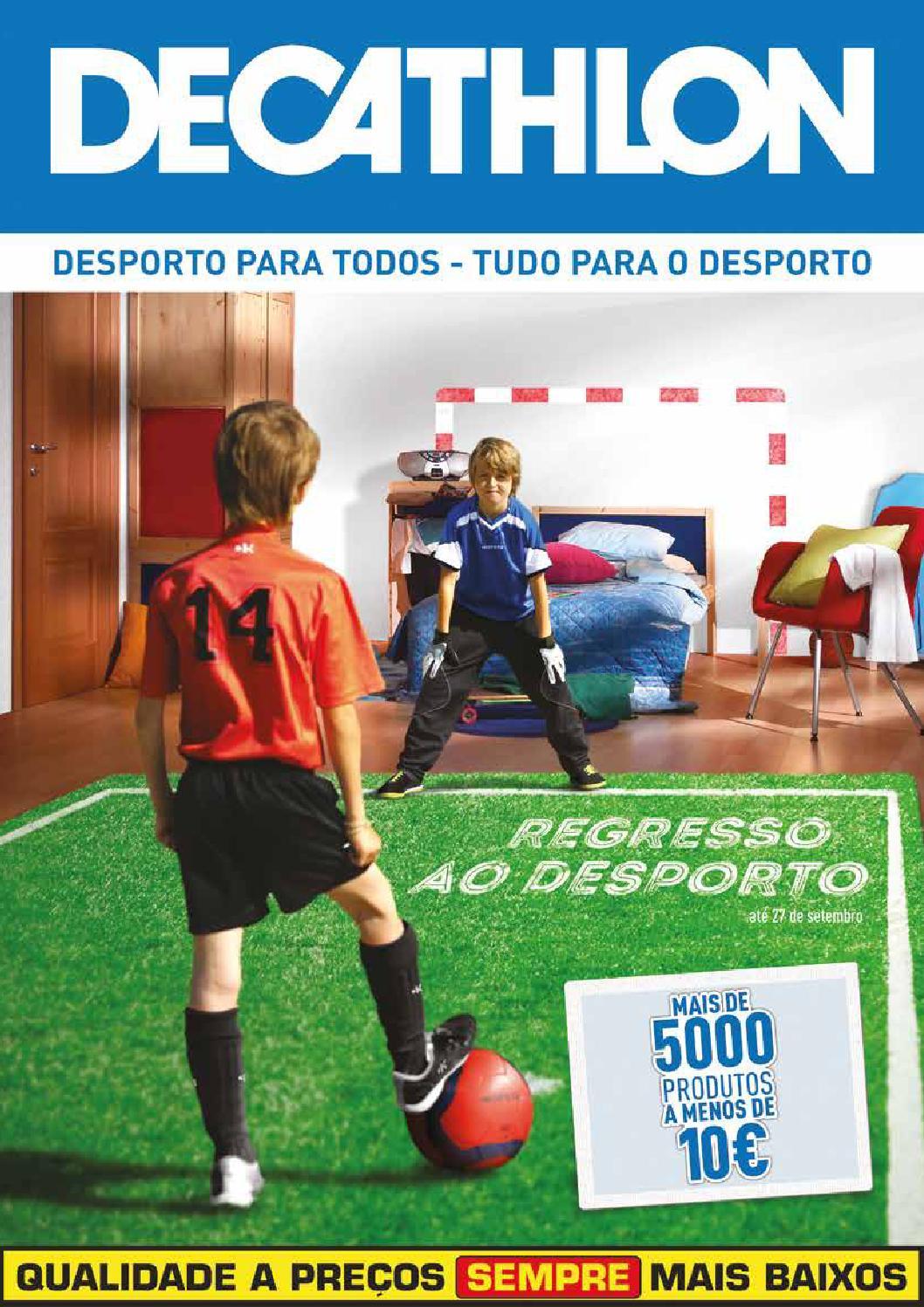 39862f3a0 Decathlon - Regresso ao desporto 2015 by Decathlon Portugal - issuu