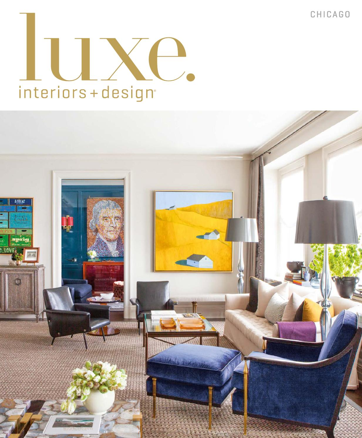 Luxe Magazine September 2015 Chicago by SANDOW® - issuu