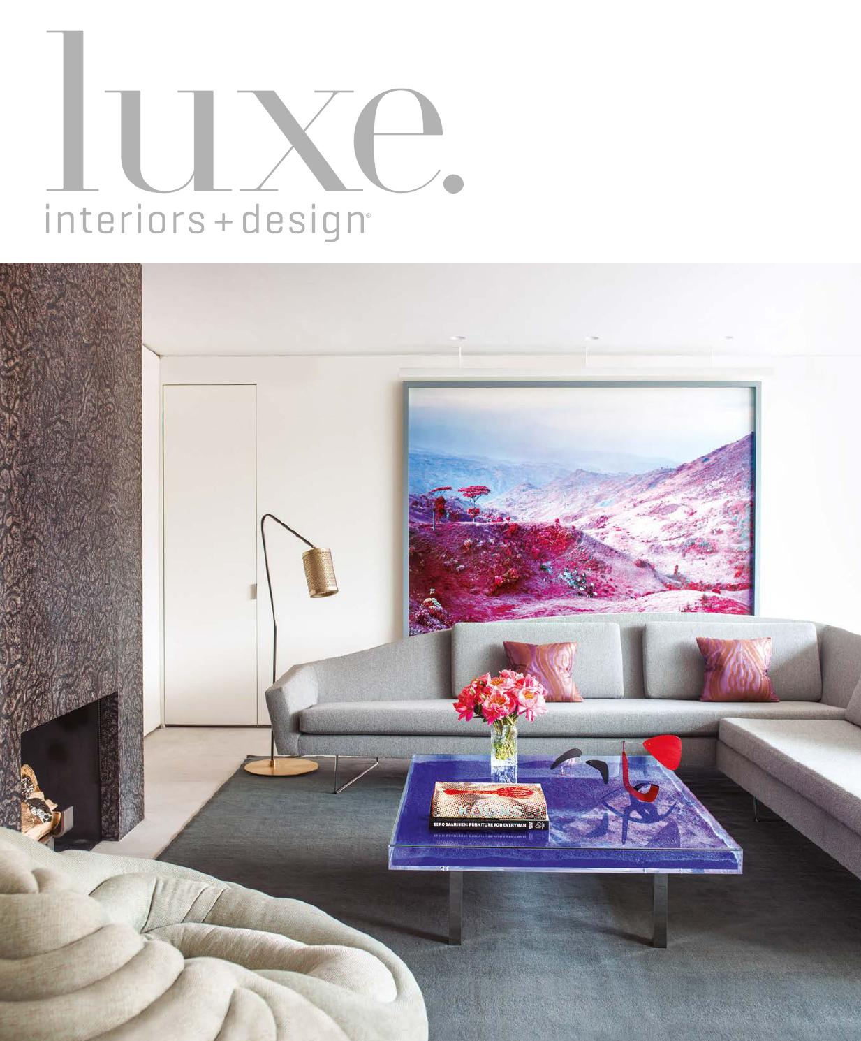 Luxe Magazine September 2015 National by SANDOW® - issuu