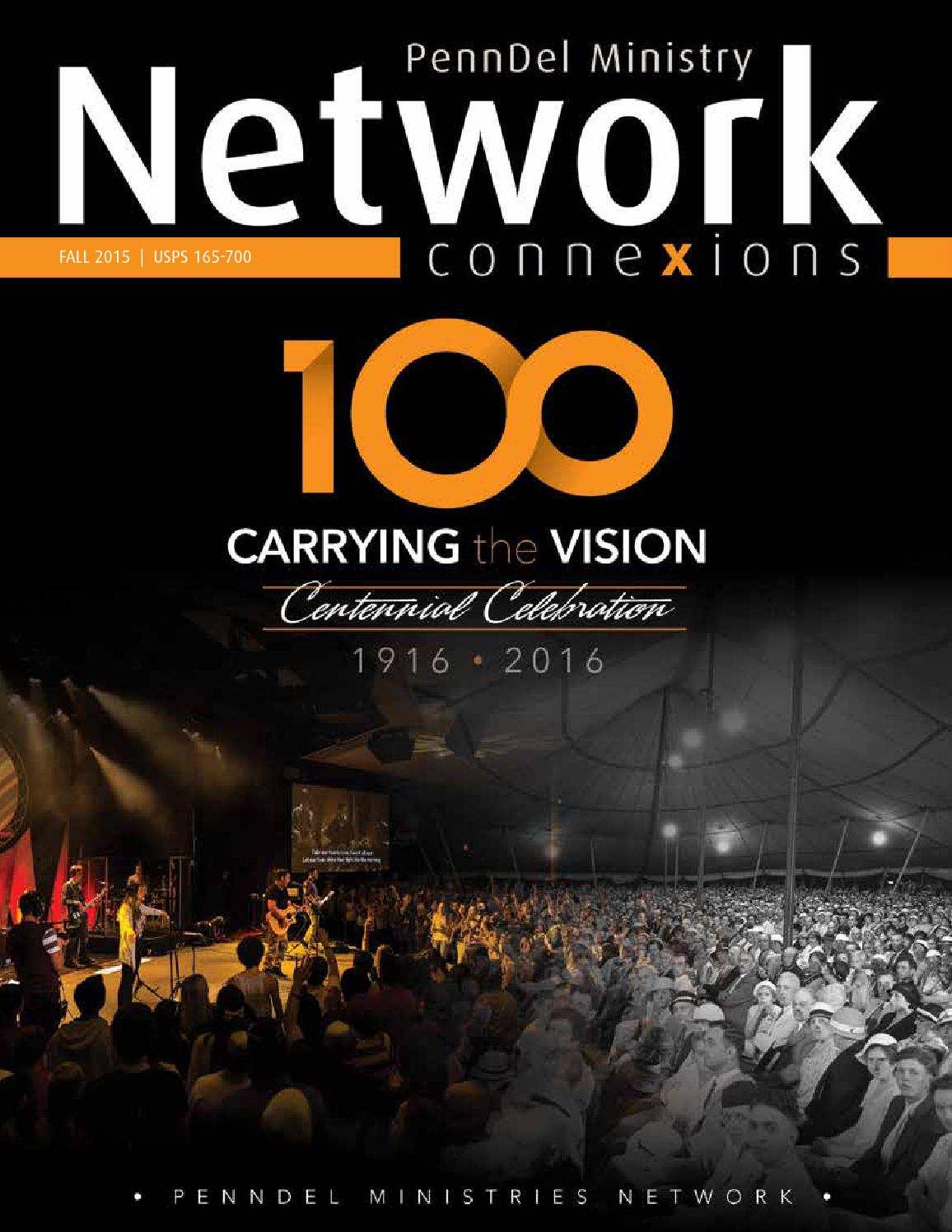 Network ConneXions Fall 2015 by PennDel Ministry Network ...