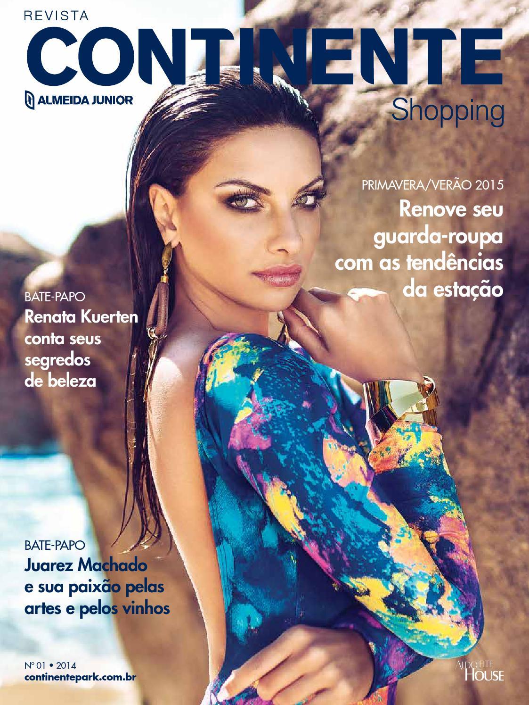 Revista Continente Shopping by Almeida Junior - issuu 2428f76935