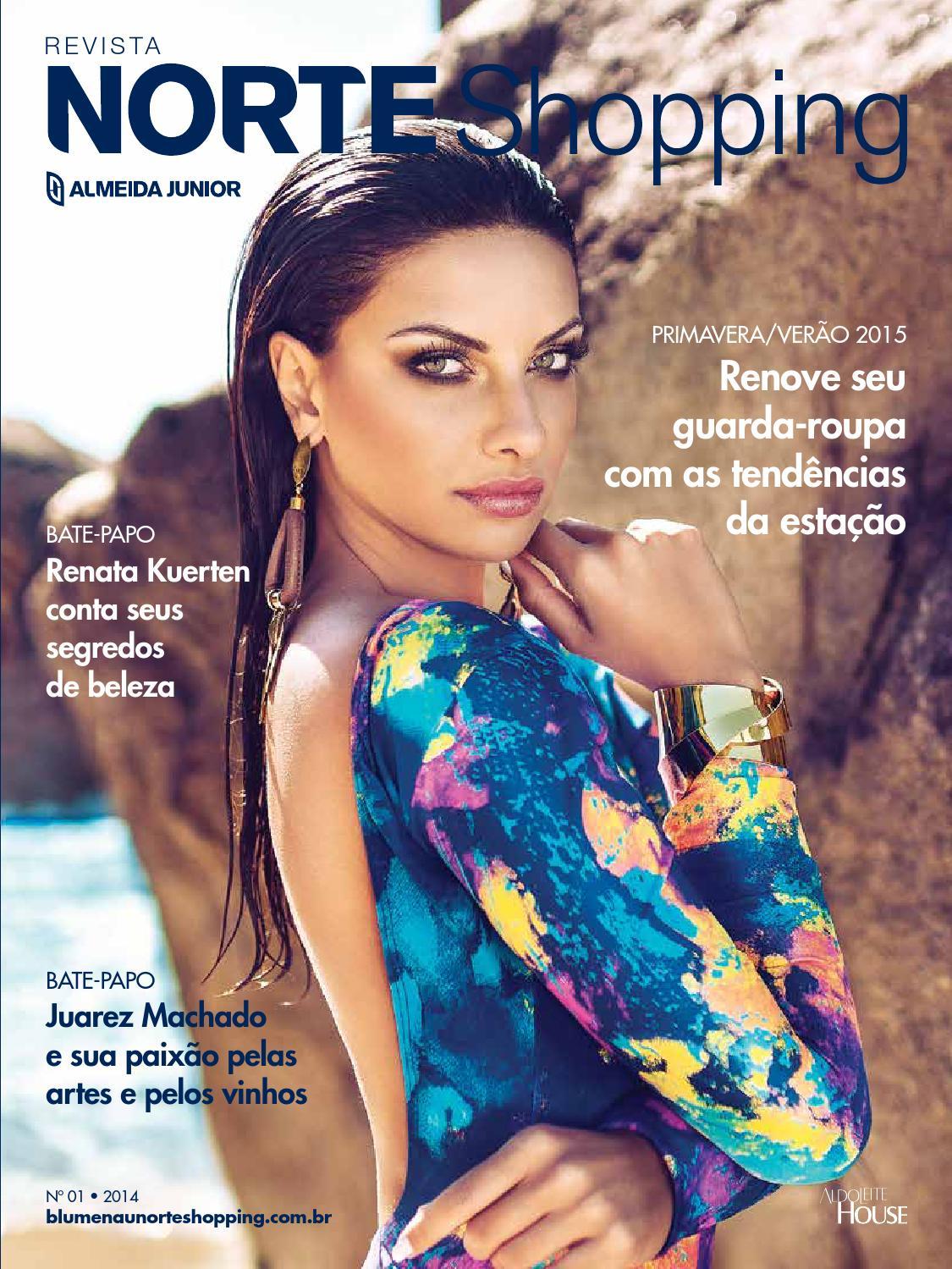 103d409be9 Revista Norte Shopping by Almeida Junior - issuu