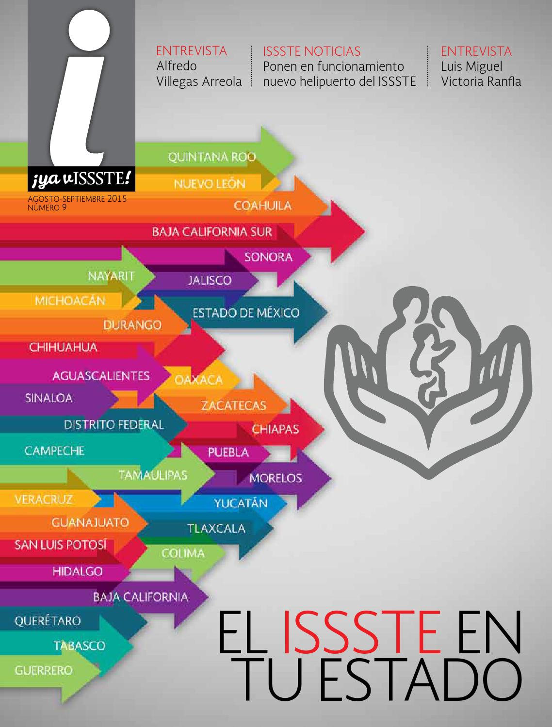c213ddd0e1008 El ISSSTE en tu estado. by ISSSTE - issuu