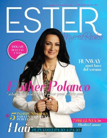 Revista Ester – Año 4 edición No. 23