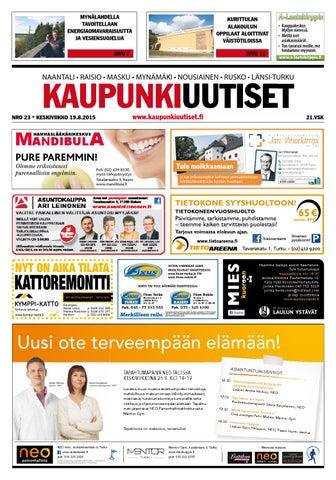 Kaupunkiuutiset 19.08.2015 by Kaupunkiuutiset - issuu 736dcdb47e