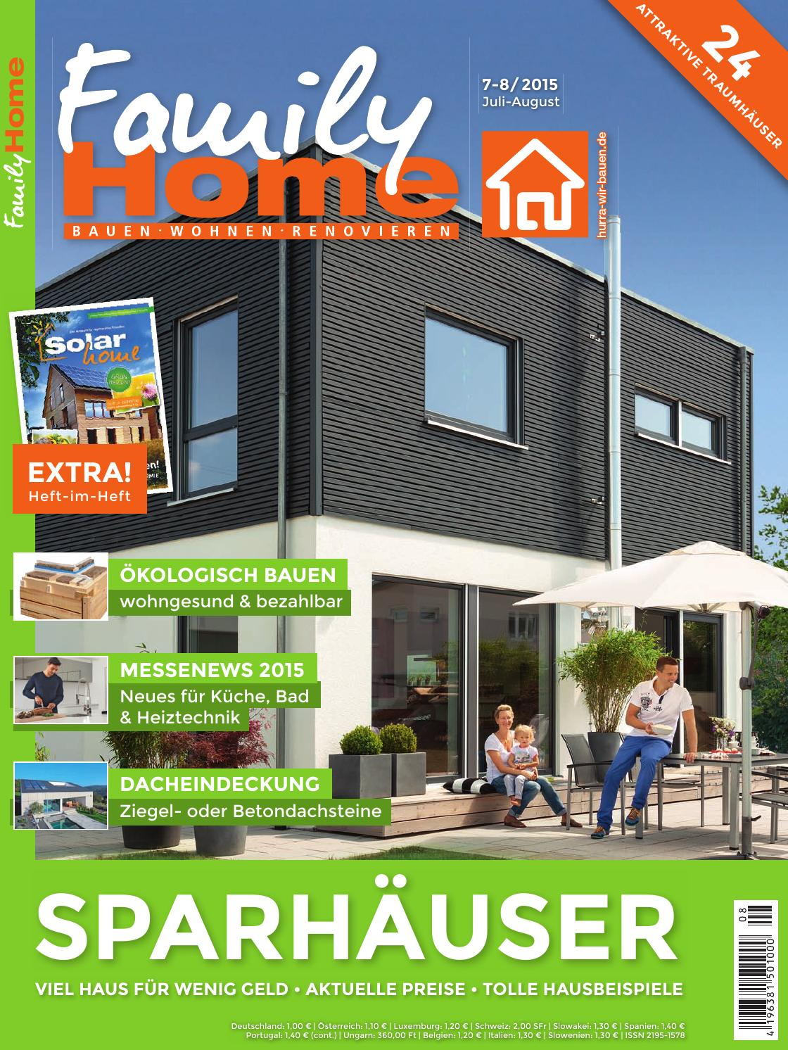 FamilyHome 7/8 2015 by Family Home Verlag GmbH - issuu