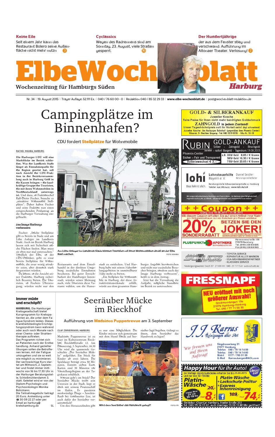 Harburg KW34-2015 by Elbe Wochenblatt Verlagsgesellschaft mbH & Co ...
