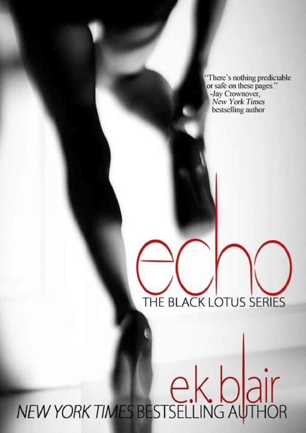 b62ca2966 Serie the black lotus  2 - Echo E k blair by gei z - issuu