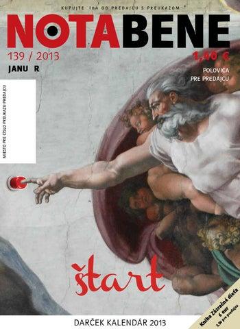 Nota bene 139 január 2013 by Proti prudu - issuu 4dcc4791371
