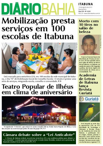 5fd1c3a40 Diário Bahia 19-08-2015 by Diario Bahia - issuu
