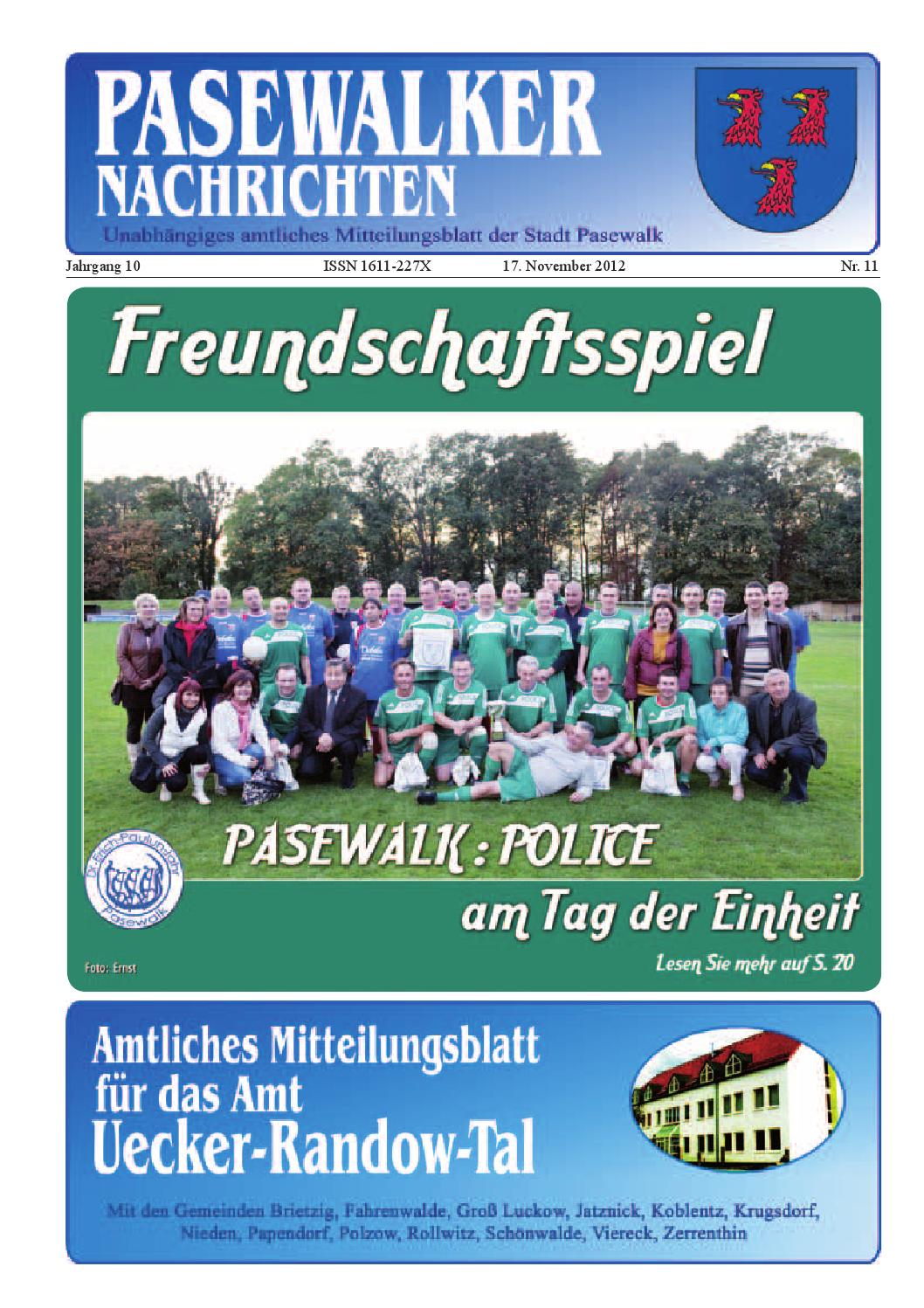 Pas 2012 ausgabe 11 by Schibri-Verlag - issuu