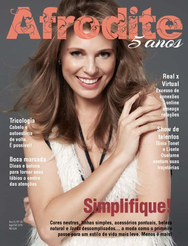Afrodite30 by RevistaAfrodite - issuu c201f285b9