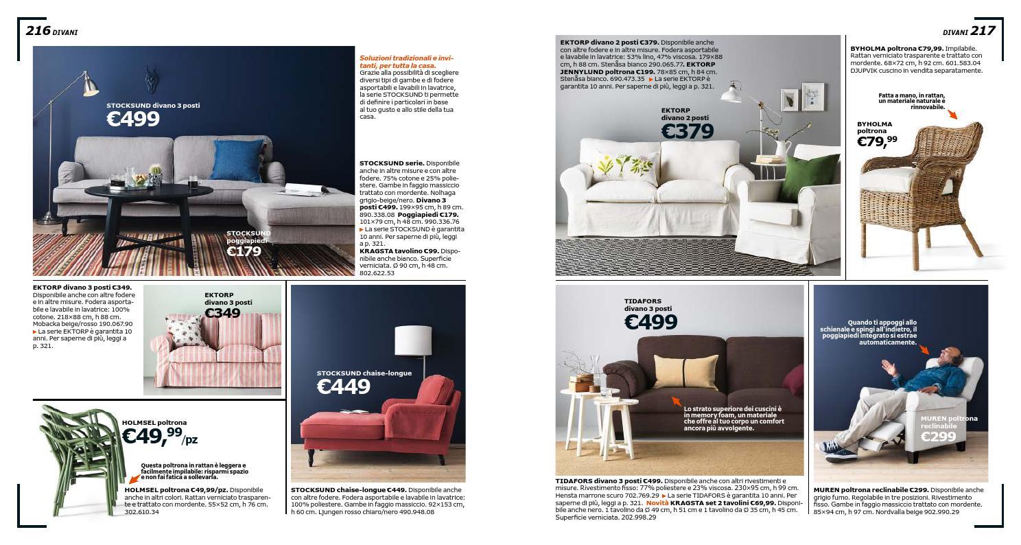 Ektorp Divani E Poltrone.Ikea Catalogo 2016 By Mobilpro Issuu