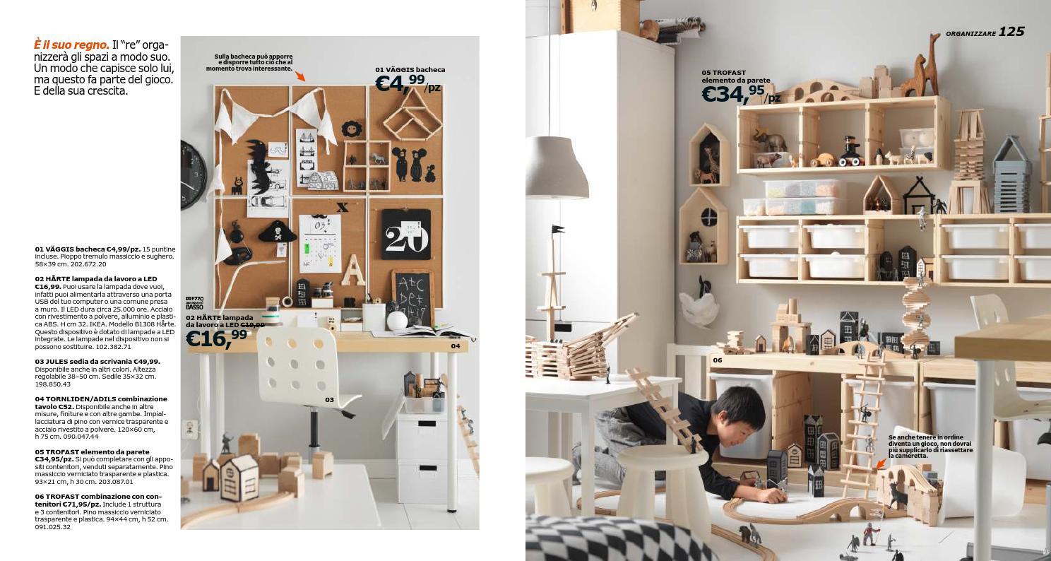 Ikea catalogo 2016 by mobilpro issuu for Lampade ikea da parete