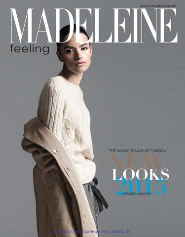 Madeleine Feeling by Katorg World of Shopping issuu