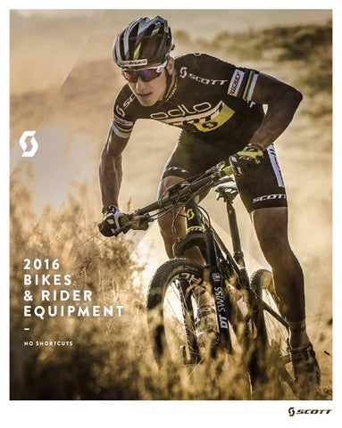 ab493632256 bikeimpuls Scott Bikes Rider Equipment 2016 en by bikeimpuls - issuu