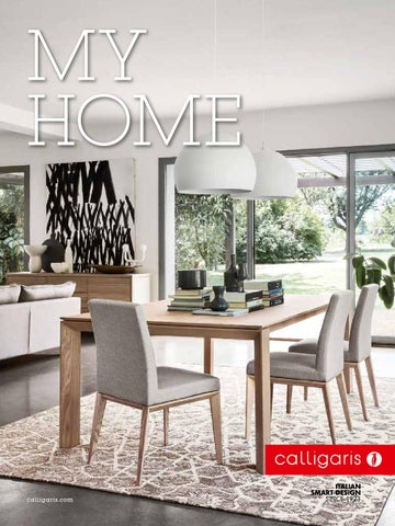 Myhome02015 by mobilpro issuu for Mobili calligaris