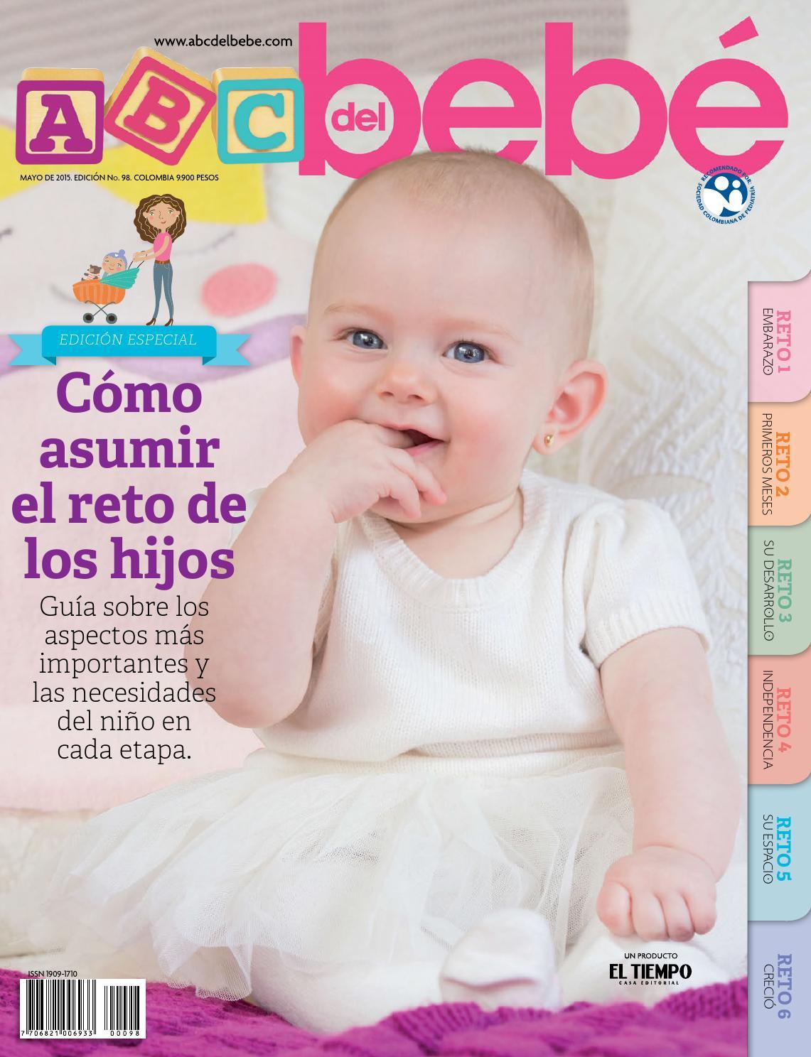 Abc del bebe ed 98 by CEETRevistas - issuu