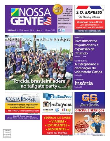 ad8a3a283 Nossa Gente 101 by Nossa Gente - issuu