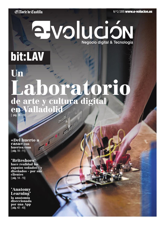 Revista e-volución Nº 2 2015 by e-volución - issuu
