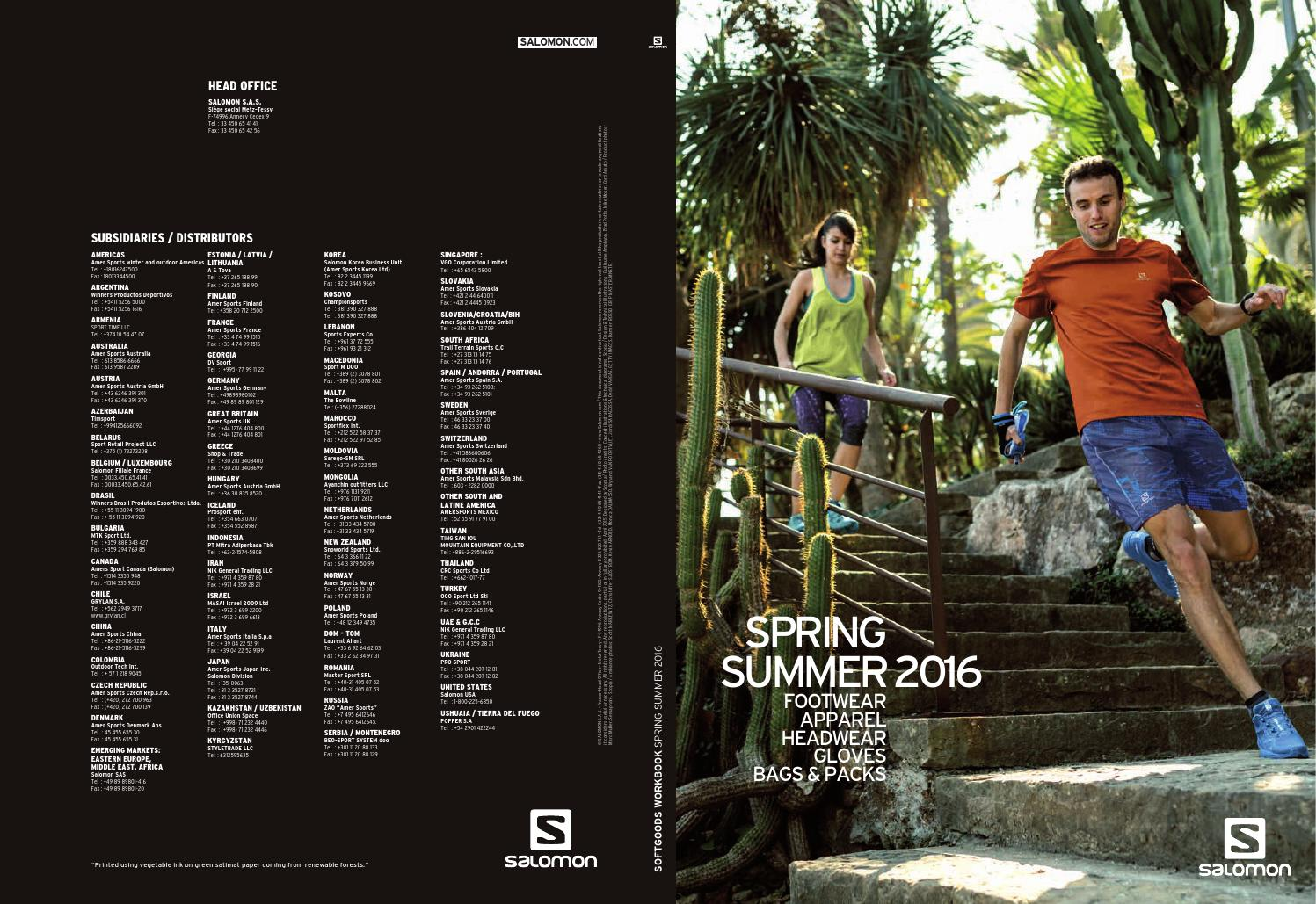 Ss16 wb soft gb 100dpi by Amer Sports Sverige issuu