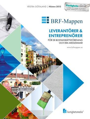 Leverantörer och Entreprenörer för er bostadsrättsförening och era medlemmar.