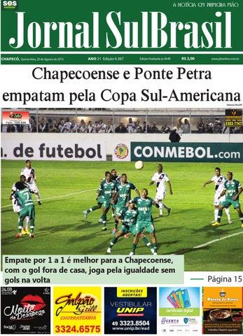 582f389de8 20 de agosto sul brasil by Jornal Sul Brasil Chapecó - issuu