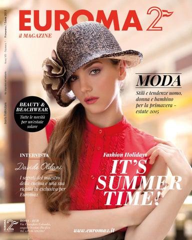 Euroma2 Magazine 2015 by Valentina Raffaelli - issuu c2d14a9d888