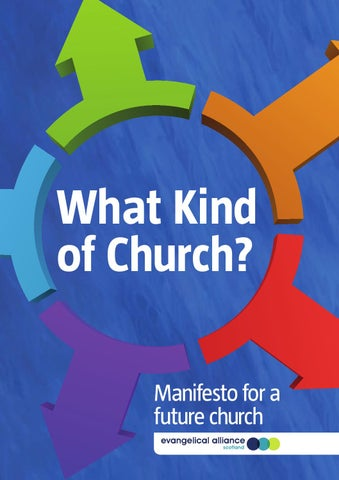 What Kind Of Church By Evangelical Alliance Issuu