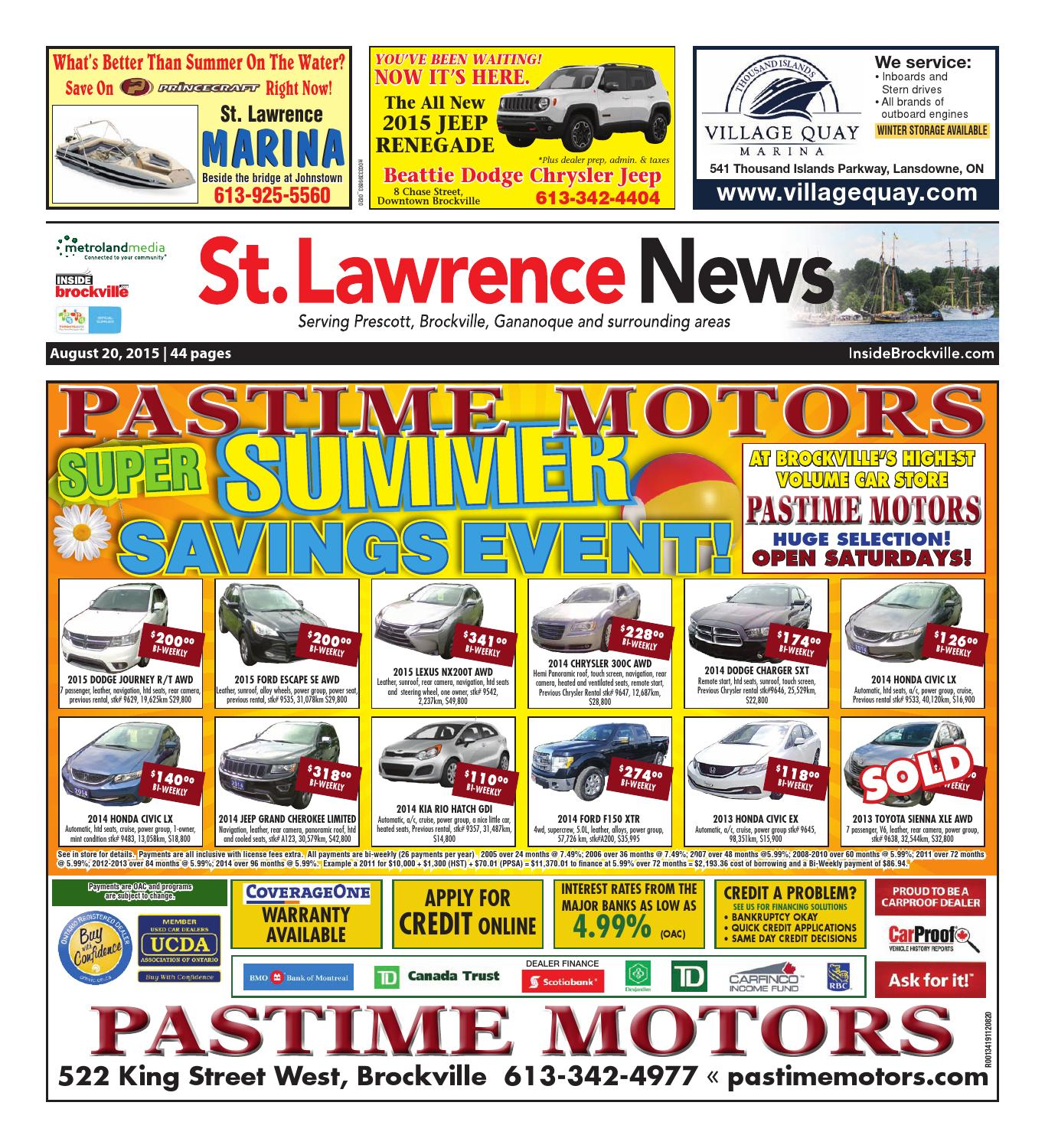 Stlawrence082015 by metroland east st lawrence news issuu fandeluxe Gallery