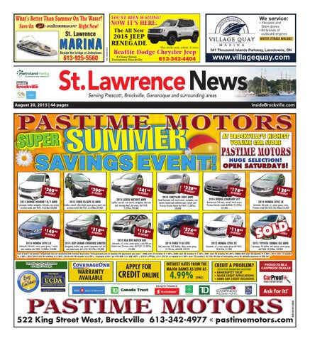 Stlawrence082015 by metroland east st lawrence news issuu page 1 fandeluxe Gallery