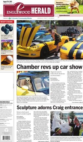 Englewood Herald By Colorado Community Media Issuu - Englewood car show