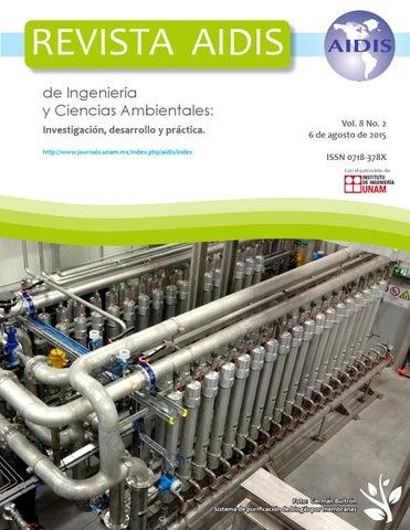 Vol8 no2 2015 by Revista AIDIS - issuu de6cb415a99