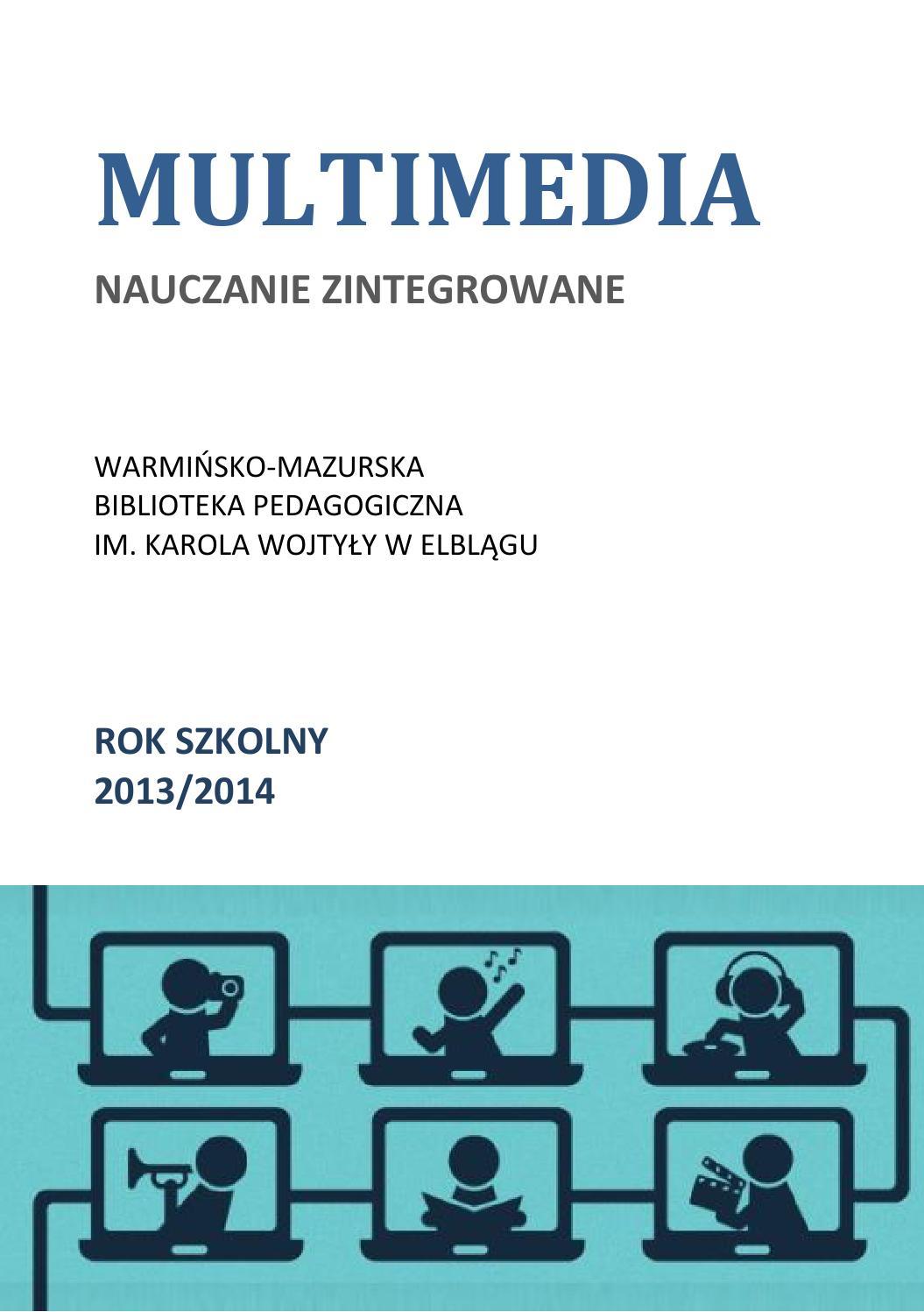 Nauczanie Zintegrowane Cz 1 By Warmińsko Mazurska