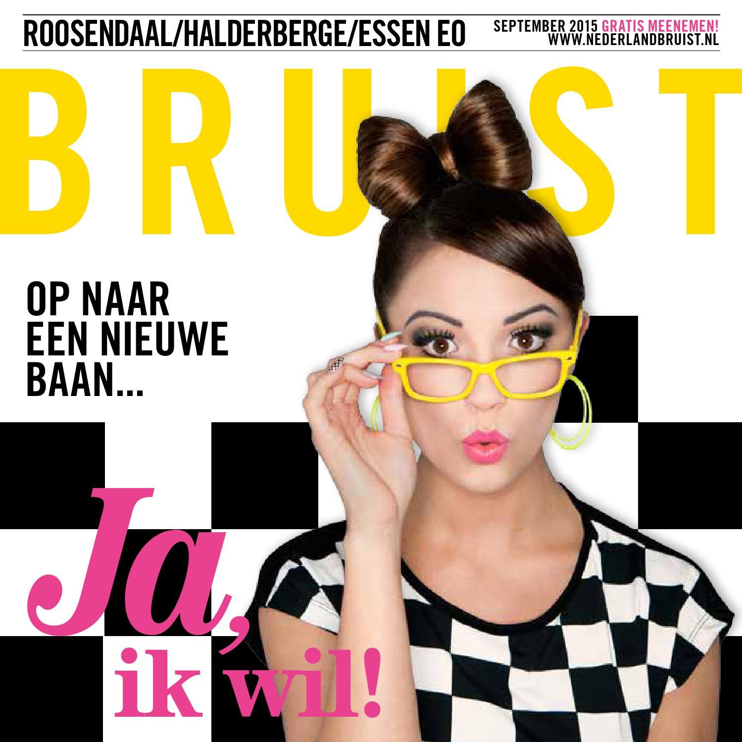 2015 09 Roosendaal By Nederland Bruist Issuu