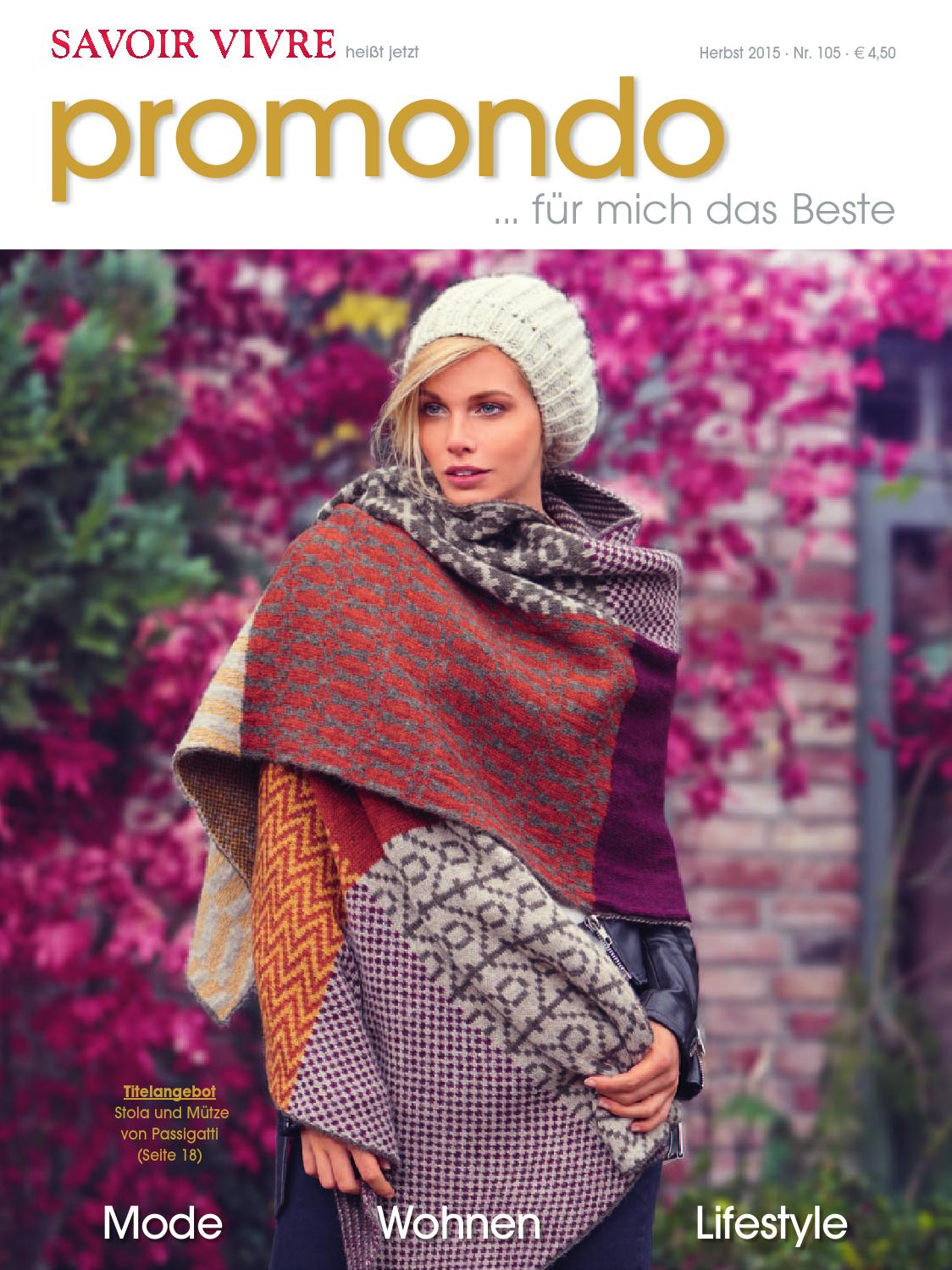 Promondo Осень Зима 201516 by katalog de.ru заказ