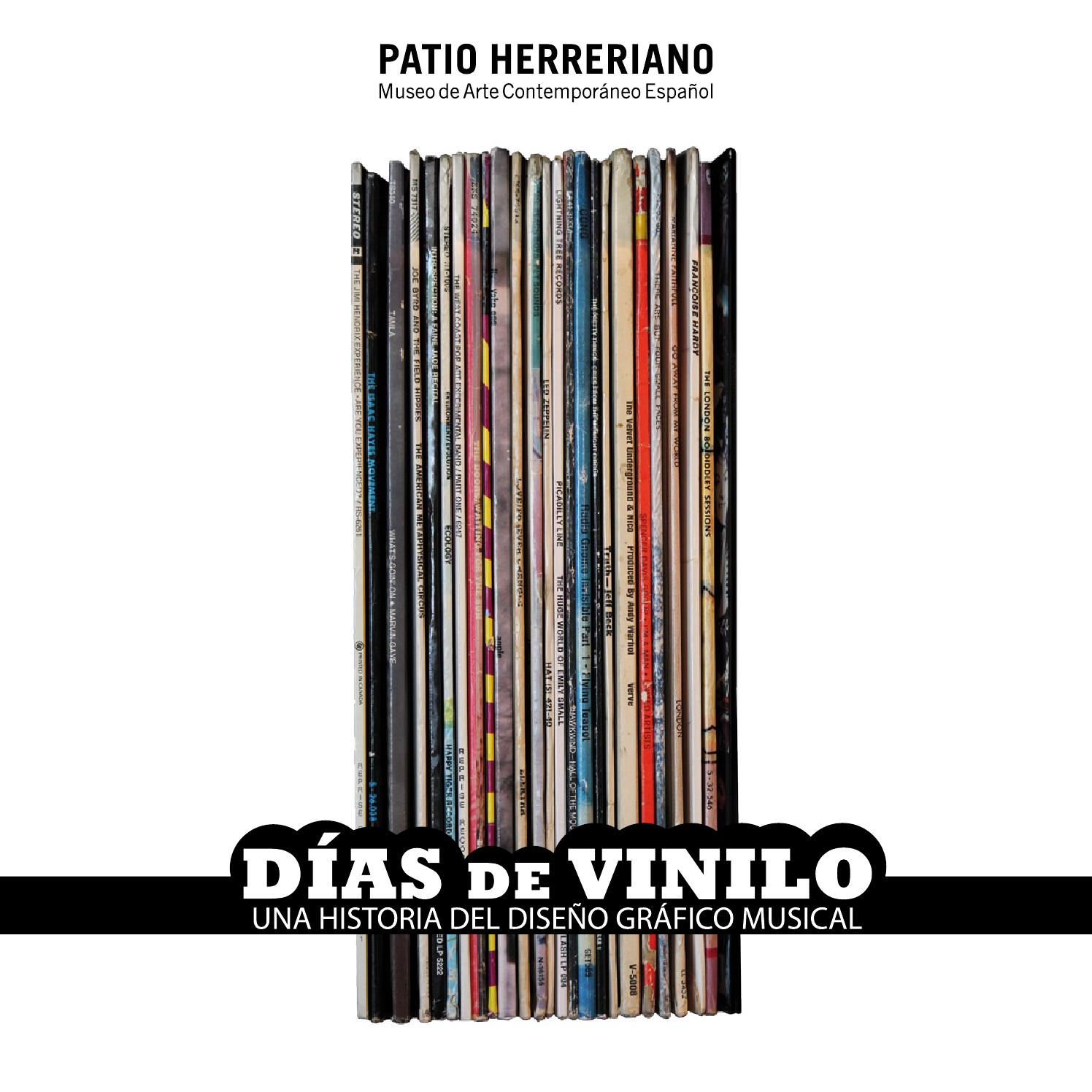 Dias de vinilo. Una historia del diseño gráfico musical by Patio ...