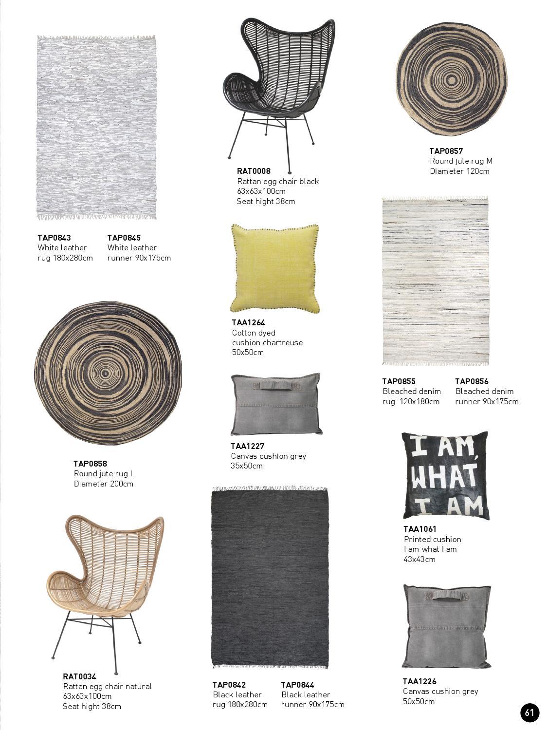 Hk Living Egg Chair.Hkliving Catalogue 2016 By Hkliving Nederland Issuu
