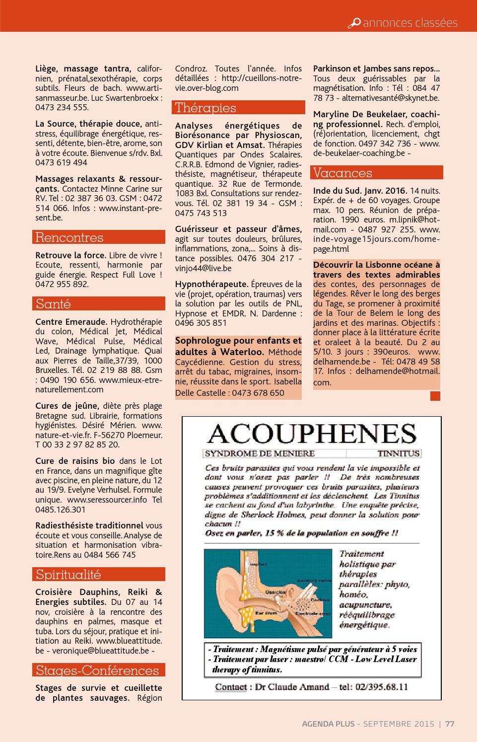 annonces massages rencontres termonde